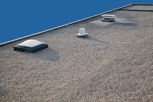 Roofing Types: Flat style roofing company